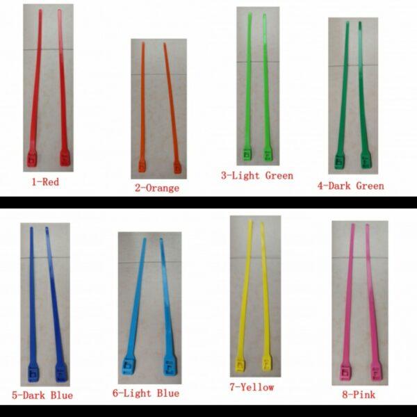 Хомуты (стяжки) для детских лабиринтов
