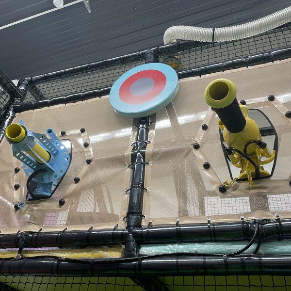 Воздушные пушки и фонтаны для шаров