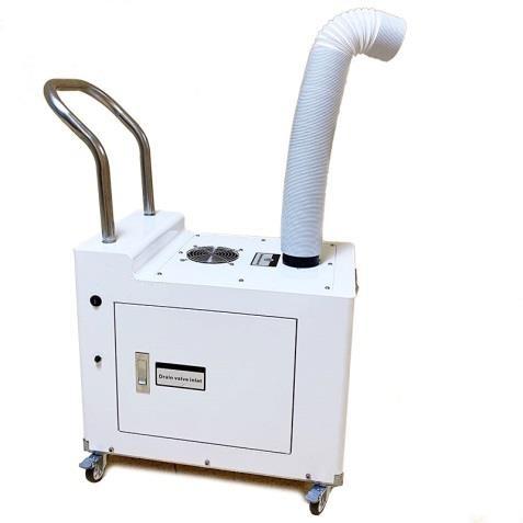 Оборудование для чистки и дезинфекции