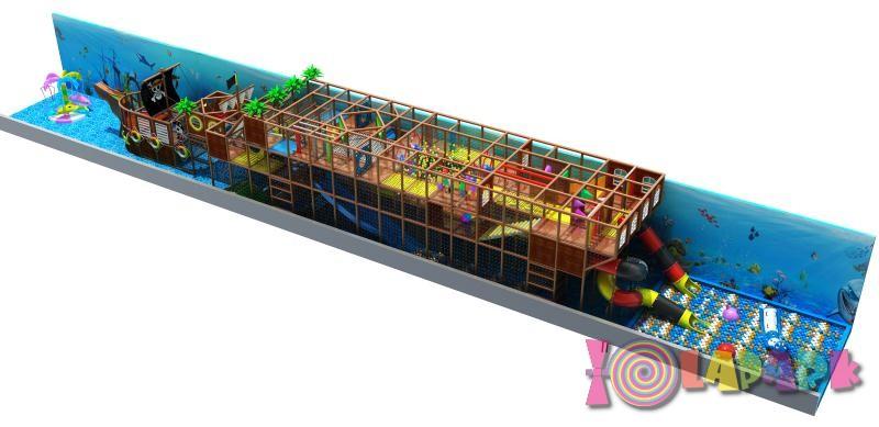 Проект Карабль (190 кв.м.)